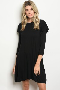 BLACK DRESS - orangeshine.com