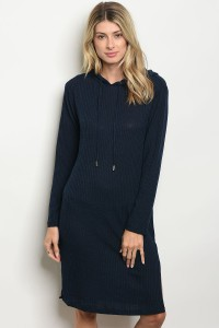NAVY DRESS - orangeshine.com