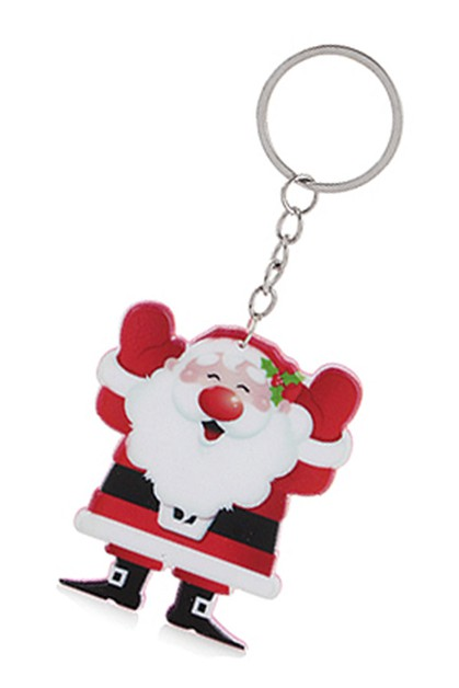 Christmas Theme Key Ring - orangeshine.com