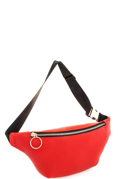 Trendy Chic Stylish Waist Bag - orangeshine.com