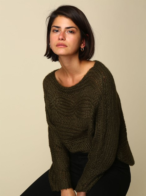 Lydia Sweater  - orangeshine.com