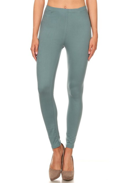 Ultra soft full legging  - orangeshine.com