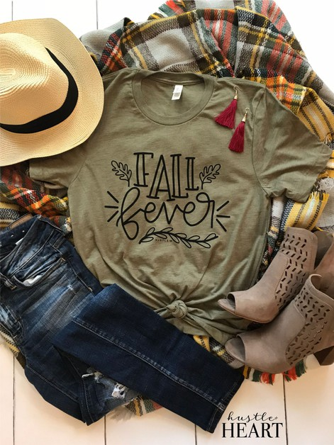 Fall Fever Tee - orangeshine.com