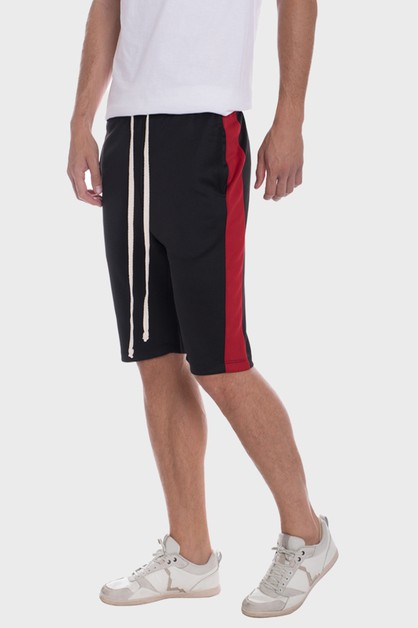 Holiday Short Track Pants - orangeshine.com