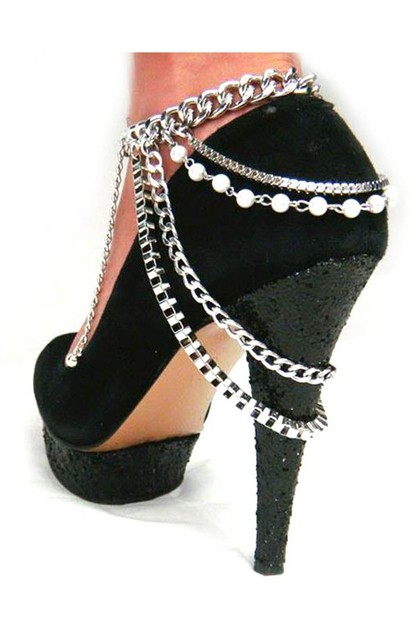 Heel Ankle chain - orangeshine.com