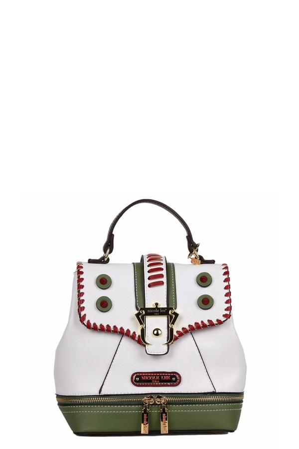 69773f0068c5 NICOLE LEE USA - Eleri Buckle Mini Backpack