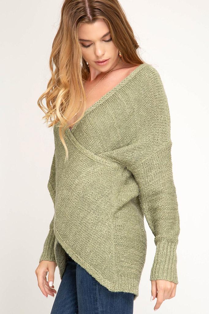 She Sky Wholesale Sweater Top Orangeshinecom