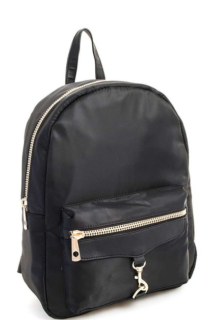 Modern Trendy Fashion Backpack - orangeshine.com