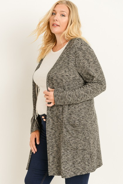 Plus Body Cardigan - orangeshine.com