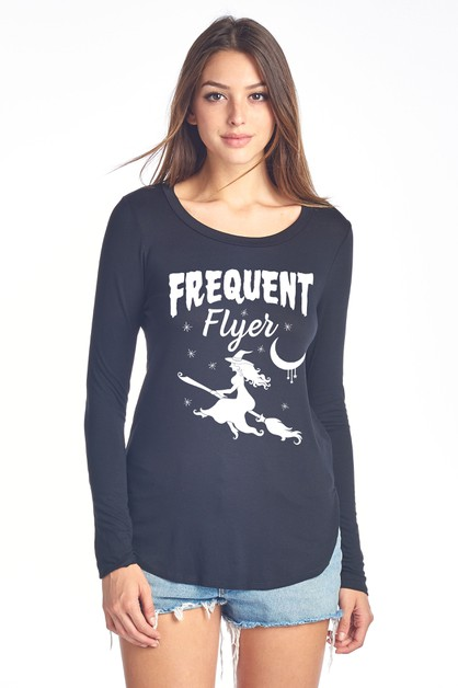 FREQUENT FLYER TOP - orangeshine.com