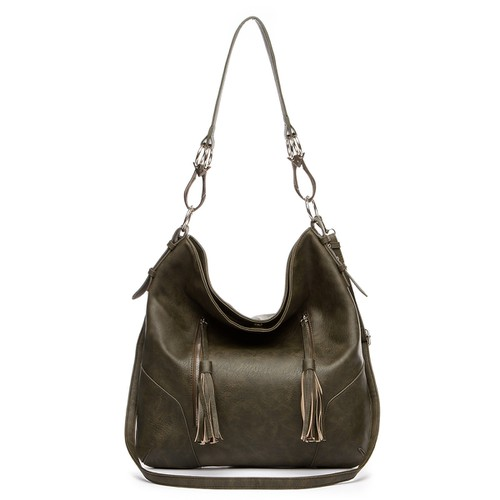 Fashion Tassle Hobo Bag - orangeshine.com