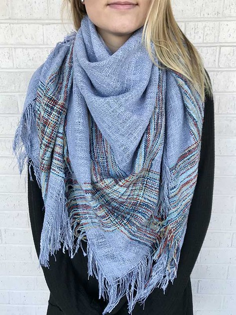 Winter Bliss Scarf - orangeshine.com