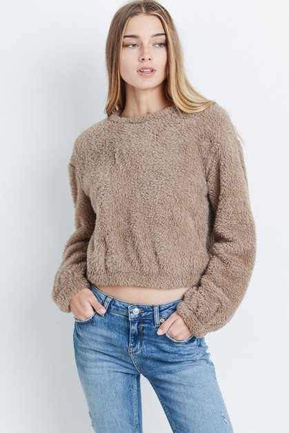 Teddy Bear Sweater - orangeshine.com