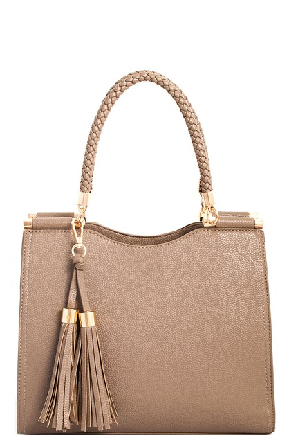 Modern Chic Stylish Double Tassel Sa - orangeshine.com