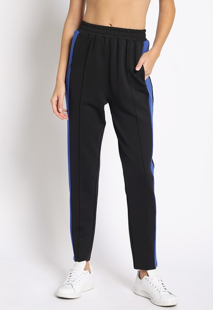 SIDE STRIPE JOGGER PANTS - orangeshine.com