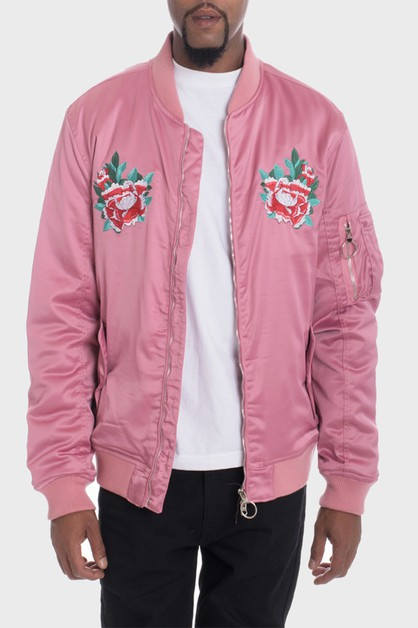 DOGTOWN Bomber Jacket - orangeshine.com