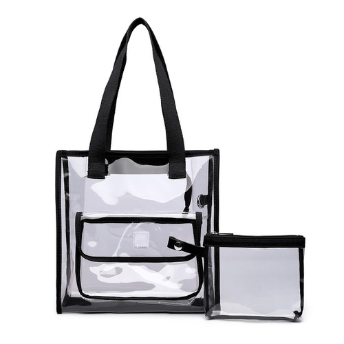 Clear Tote Bag - orangeshine.com