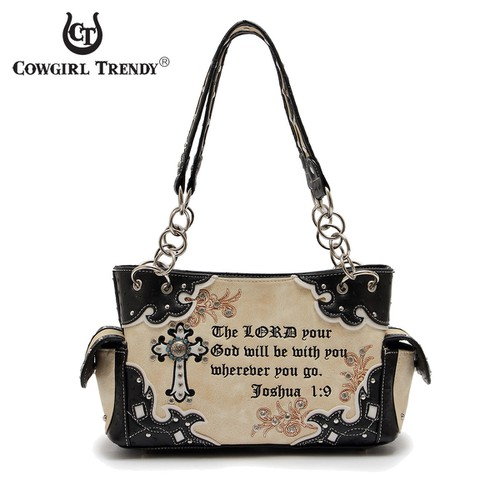 Bible Verse Satchel Bag - orangeshine.com
