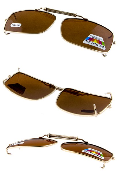 Polarized 58mm CLIP ON  - orangeshine.com