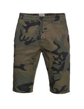 Hawks Bay Cut Off Jogger Shorts - orangeshine.com