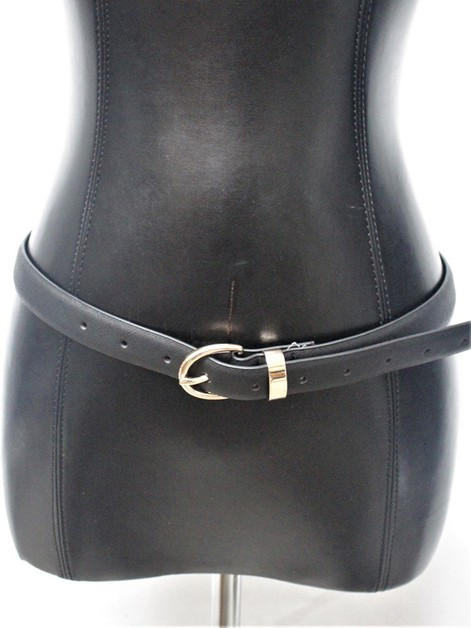 Fashion skinny long belt - orangeshine.com