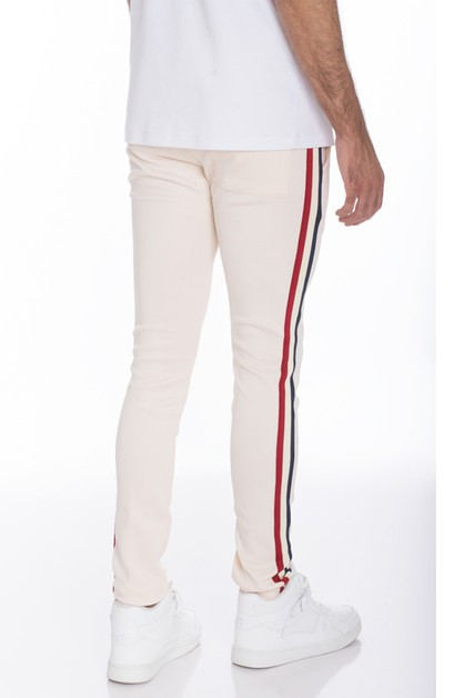 TAPED TRACK PANTS - orangeshine.com
