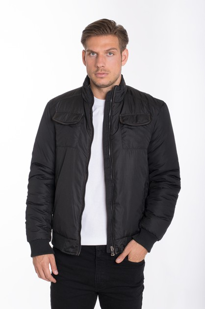 DOUBLE POCKETS PADDED JACKETS - orangeshine.com