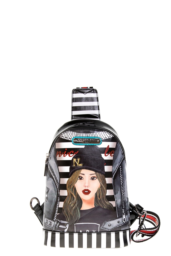 STREET CHIC MINI BACKPACK - orangeshine.com
