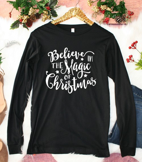 Believe in the Magic of Christmas - orangeshine.com