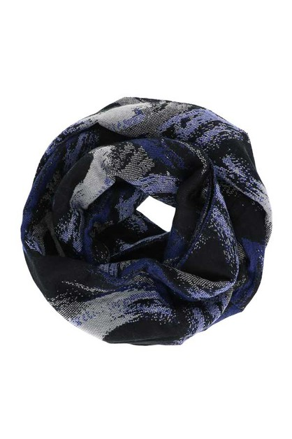 Waves Infinity Scarf - orangeshine.com