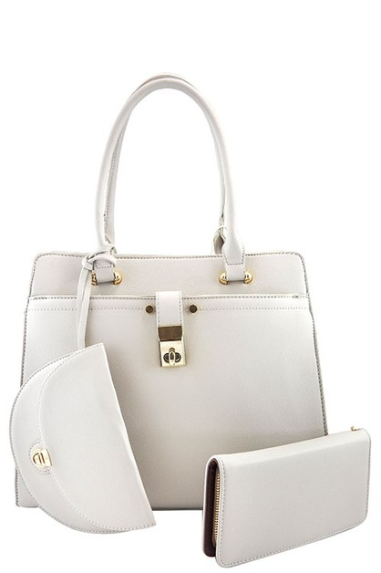 DESIGNER 3 IN 1 HANDBAG SET - orangeshine.com