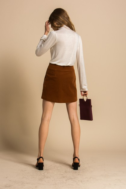 Jeska Skirt - orangeshine.com