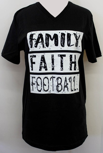 Family Faith Football - orangeshine.com