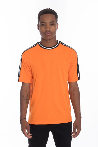 TAPED TEE SHIRTS - orangeshine.com