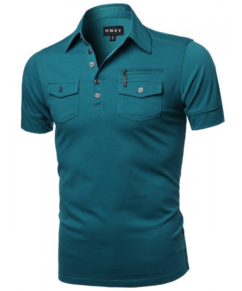 HAWKS BAY SOLID POLO - orangeshine.com