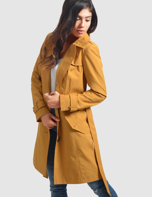 Womens Trench Coat - orangeshine.com
