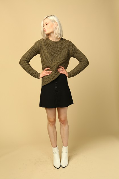 Vanessa Sweater - orangeshine.com