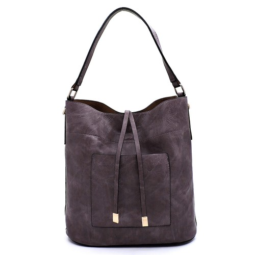 Fashion Bucket 2-in-1 Shoulder Bag - orangeshine.com