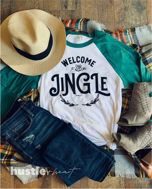 Welcome to the Jingle Raglan - orangeshine.com