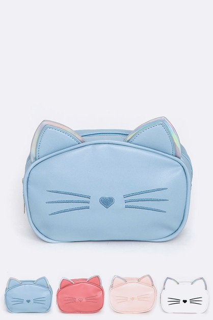 Kitty Cat Iconic Fanny Pack - orangeshine.com