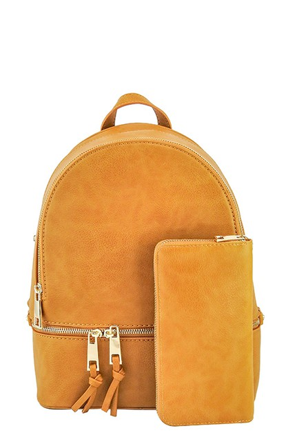DESIGNER 2 IN 1 BACKPACK - orangeshine.com