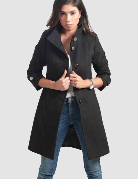 Womens Overcoat - orangeshine.com