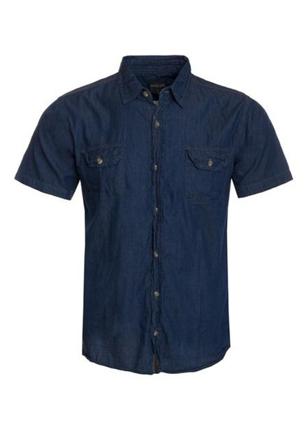 HAWKS BAY DENIM SHIRT - orangeshine.com