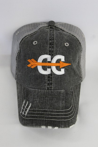 Cross Country Ball Cap - orangeshine.com