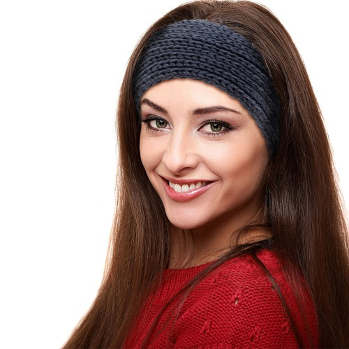 24pcs Assorted Winter Headband - orangeshine.com