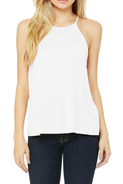 High Neckline Top - orangeshine.com