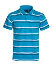 HAWKS BAY STRIPE POLO SHIRT - orangeshine.com