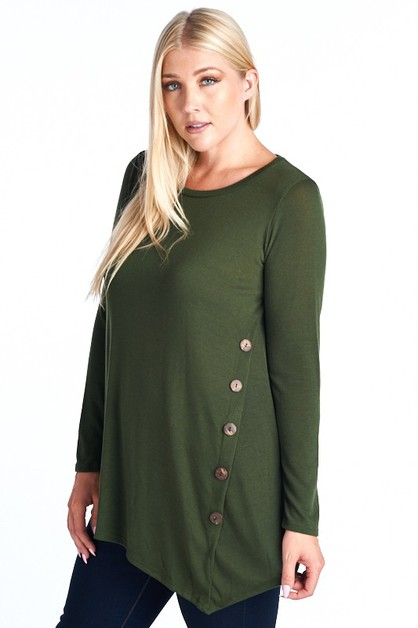 ASYMMETRICAL TUNIC - orangeshine.com