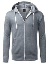 HAWKS BAY FLEECE ZIPPER HOODIE - orangeshine.com