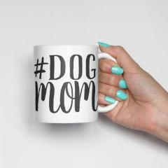 Dog Mom 15oz Mug - orangeshine.com